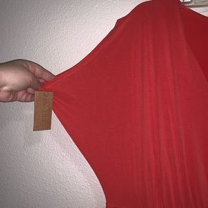 RACHEL Rachel Roy Dresses - RACHEL Roy 24 Hour Dress Sleeveless Coral NWT Sz S